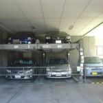 プランタンカミヤ駐車場