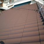 木造アパート屋根塗装
