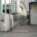 フェンス改修工事